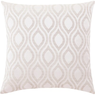 Brannen Decorative Throw Pillow (Set of 2) Color: Ivory