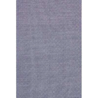 Malbrough Hand-Woven Purple Area Rug Rug Size: 5 x 8