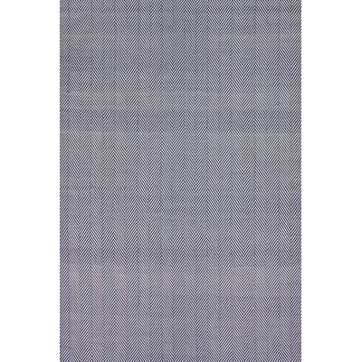 Malbrough Hand-Woven Navy Area Rug Rug Size: 8 x 10