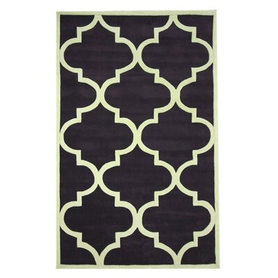 Sabatini Purple Area Rug Rug Size: Runner 26 x 10