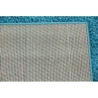 Breton Turquoise Area Rug Rug Size: 10 x 13