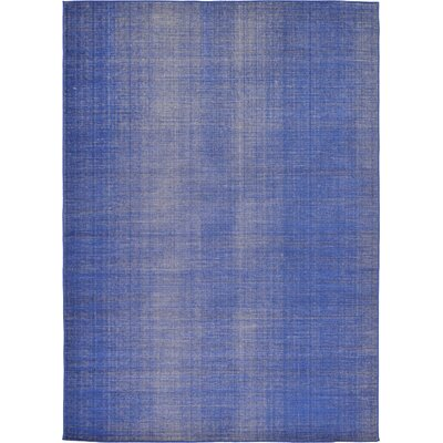 Risley Navy Blue Area Rug Rug Size: Rectangle 7 x 10
