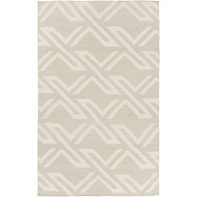 Breece Ivory Area Rug Rug Size: Rectangle 8 x 10