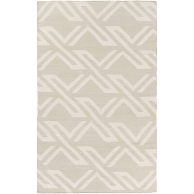 Breece Ivory Area Rug Rug Size: 8' x 10'