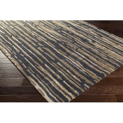 Mcdade Hand-Tufted Area Rug Rug size: Rectangle 5 x 8
