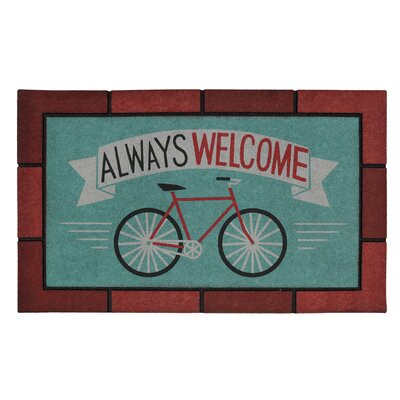 Brayan Always Welcome Doormat
