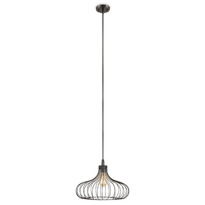 Beaton 1-Light Foyer Pendant Size: 11.7 H x 16 W x 16 D