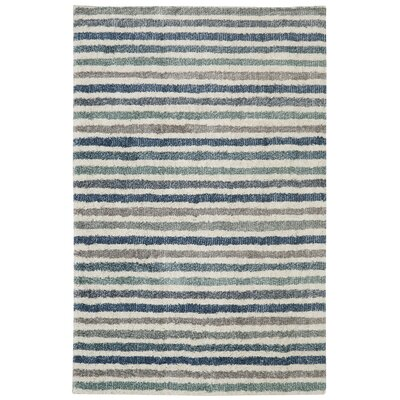 Norvell Blue Area Rug Rug Size: 8 x 10