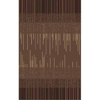Mckay Taupe Geometric Rug Rug Size: Runner 26 x 8