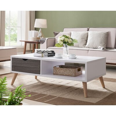 Brigman Contemporary Coffee Table