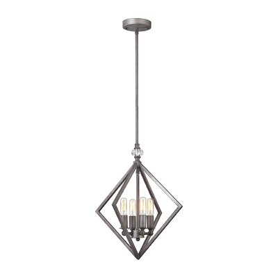 Margate 4-Light Foyer Pendant