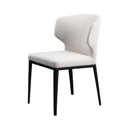 Seaborn Side Chair Upholstery: Beige