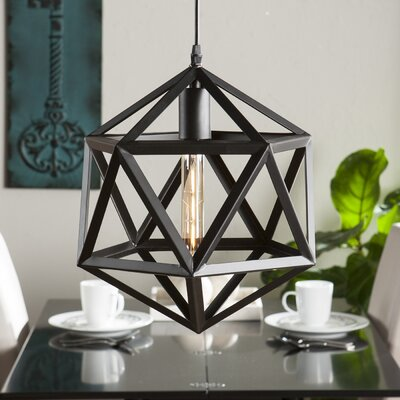 Brinckerhoff 1-Light Foyer Pendant