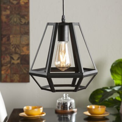 Bresnahan 1-Light Foyer Pendant
