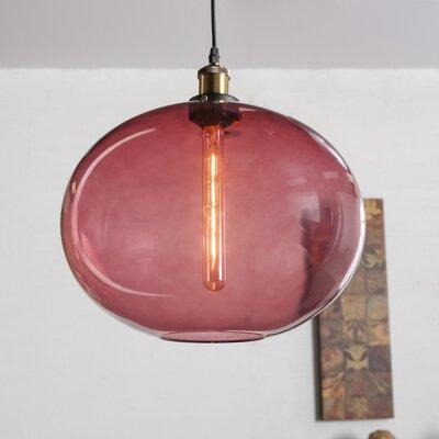 Brinegar 1-Light Mini Pendant