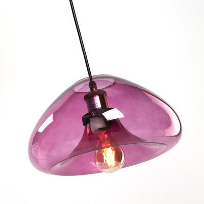 Brinker 1-Light Inverted Pendant