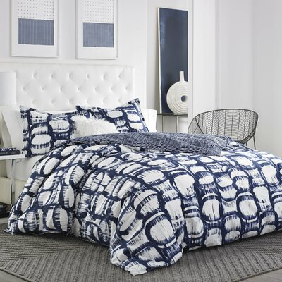 Brindle Duvet Cover Set Size: King