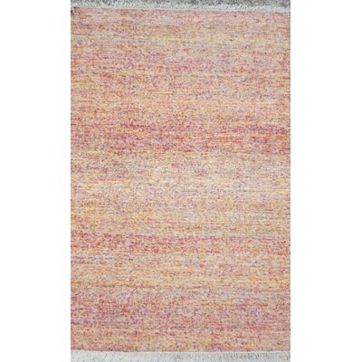Mcdavid Poppy Area Rug Rug Size: Rectangle 5 x 76