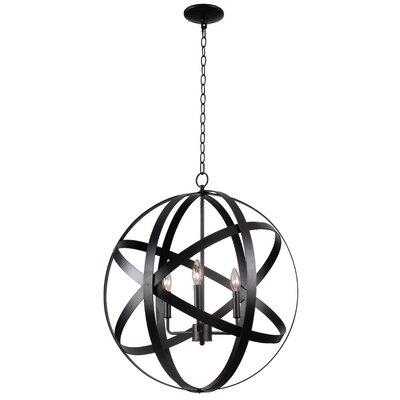 Ealey 3-Light Pendant