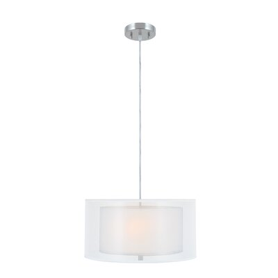 Robles 2-Light Drum Pendant