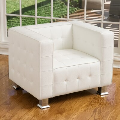 Garlick Tufted Club Chair