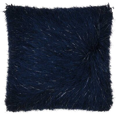 Clayburgh Throw Pillow Color: Blue