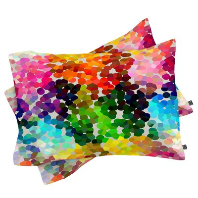 Bohemian Pillowcase Size: King