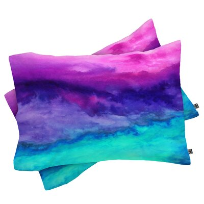 Abstract Pillowcase Size: King