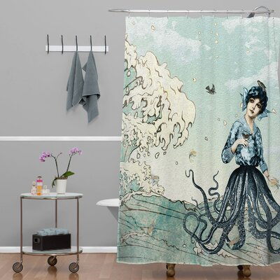 Ketner Nautical Shower Curtain