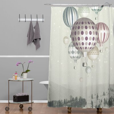Ketner Dreamflight Shower Curtain