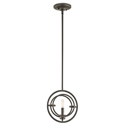 Sheahan 1-Light Mini Pendant