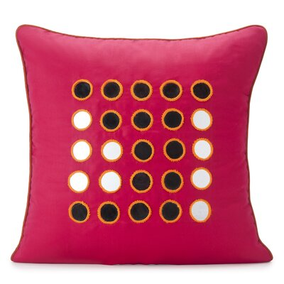Lyon Square Decorative Throw Pillow