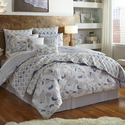 Slagle Comforter Set Size: Full/Queen