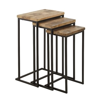 Slifer 3 Piece Nesting Tables