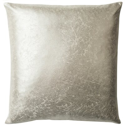 Orpington Silver Throw Pillow