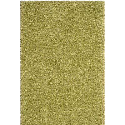 Brickner Green Area Rug Rug Size: Rectangle 4 x 6