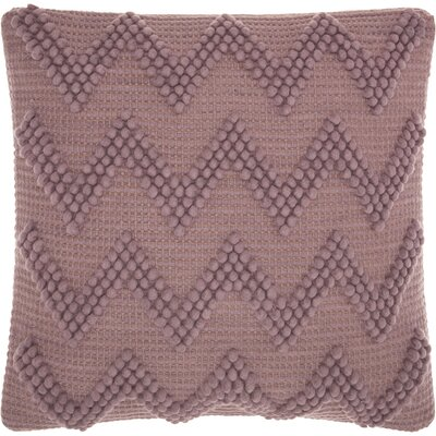 Breuer Throw Pillow Color: Lavender