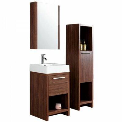 Callaway 27 Vanity Set with Mirror