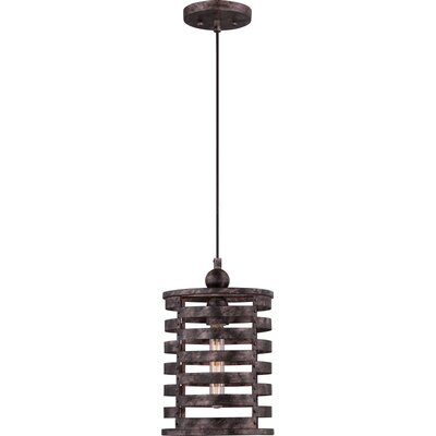 Brittingham 1-Light Mini Pendant