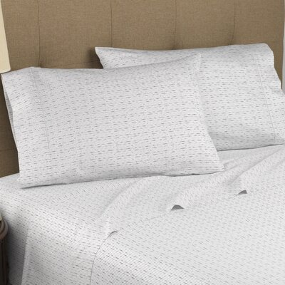 Brisbane 300 Thread Count Certified Organic Sheet Set Size: Twin