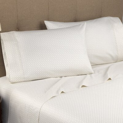 Broad Channel 300 Thread Count Certified Organic Sheet Set Size: King