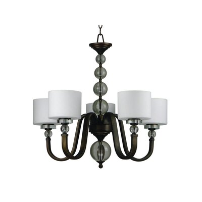 Winder 5-Light Drum Chandelier