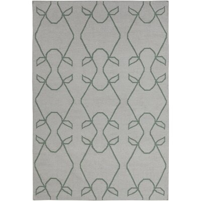 Mittler Abstract Wool Rug Rug Size: 7 x 10
