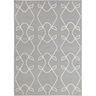Mittler Abstract Neutral Rug Rug Size: 5 x 7