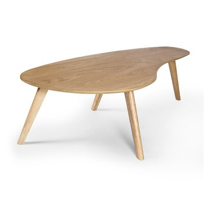 Campanelli Coffee Table Finish: Oak