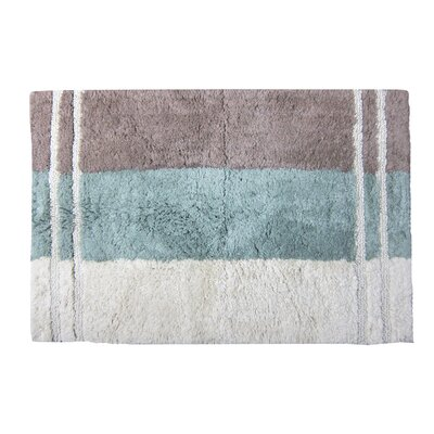 Laperle Bath Rug Color: Taupe