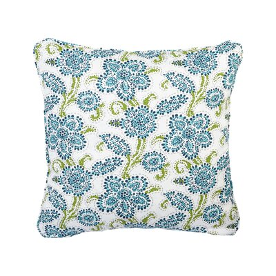 Luckett Indoor/Outdoor Throw Pillow Size: 22 H x 22 W