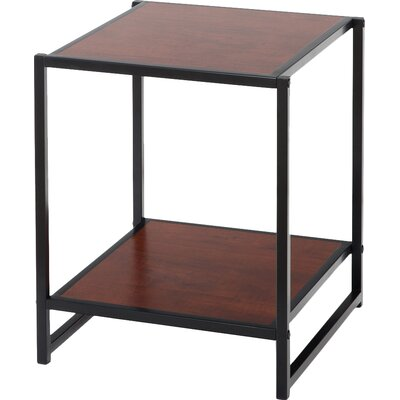 Avey End Table Size: 18 H x 15 W x 15 D