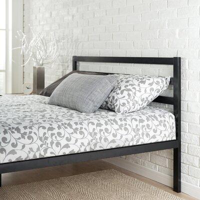 Avey Platform Bed Size: King