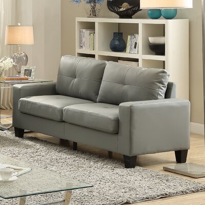 Tiff Modern Sofa Finish: Gray